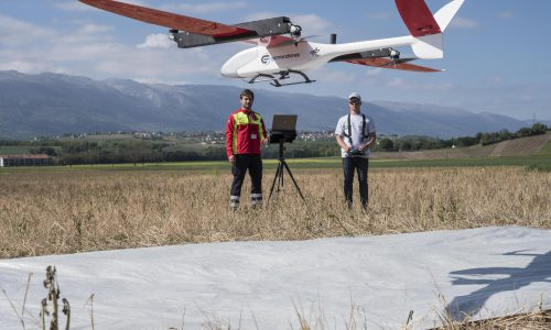 Foto-Drohne unterstützt I.S.A.R. bei Erkundung