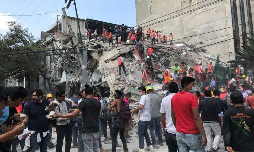 I.S.A.R. Germany hilft nach Erdbeben in Mexiko