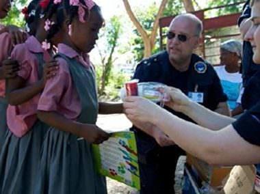 Haiti – Januar 2010