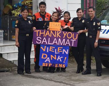 Philippinen 2014/2015