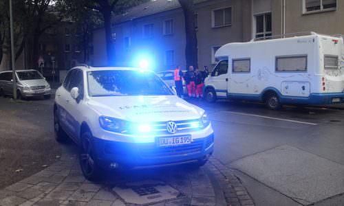I.S.A.R. Germany unterstützt bei Vermisstensuche in Duisburg-Rheinhausen