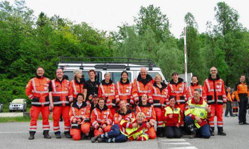 I.S.A.R. Germany bei Internationaler Trainingswoche in der Schweiz