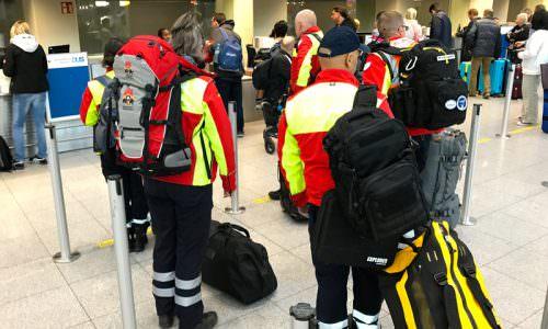 Wirbelsturm Matthews trifft Staaten in der Karibik mit voller Härte. I.S.A.R. Germany und BRH entsenden Team in Katastrophenregion – Unterstützung für Partnerorganisationen
