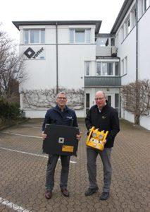 Vetter GmbH übergibt Notfallausrüstung