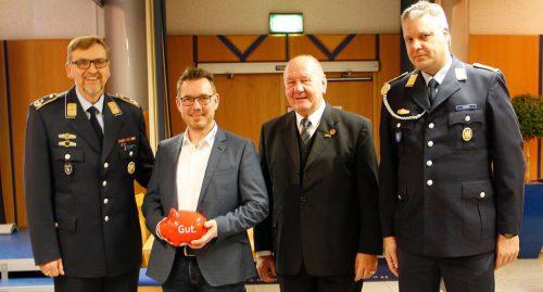 I.S.A.R. zu Gast beim Bundeswehrverband