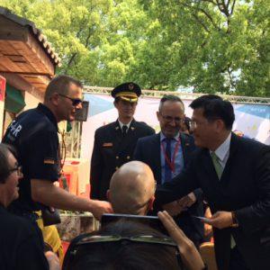 I.S.A.R. Germany eröffnet Büro in Taiwan