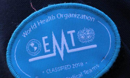 Medizinisches Team durch WHO zertifiziert