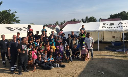 Gemeinsamer Einsatz mit BRH in Indonesien beendet